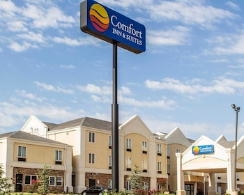 Hotel - Comfort Inn & Suites Perry I-35