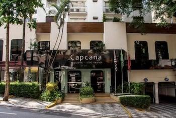 華美達飯店聖保羅花園 Capcana Hotel São Paulo - Jardins