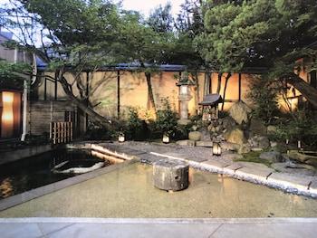 NISHIYAMA RYOKAN Courtyard