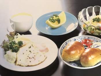 NISHIYAMA RYOKAN Breakfast Meal