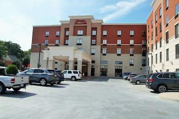 辛辛那提上城大學區歡朋套房飯店 Hampton Inn & Suites Cincinnati/Uptown-University Area