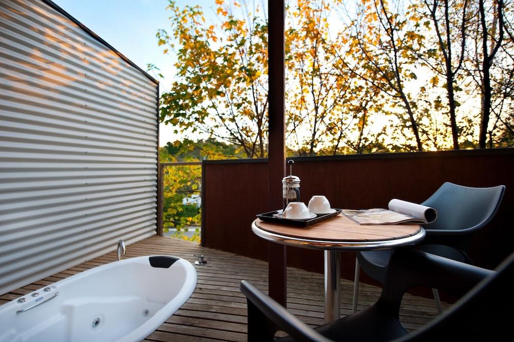 페퍼스 미네랄 스프링스 호텔(Peppers Mineral Springs Hotel) Hotel Image 35 - Bathroom