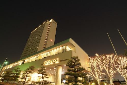 . Hotel Concorde Hamamatsu
