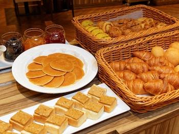 HOTEL SUNROUTE SOPRA KOBE Breakfast buffet