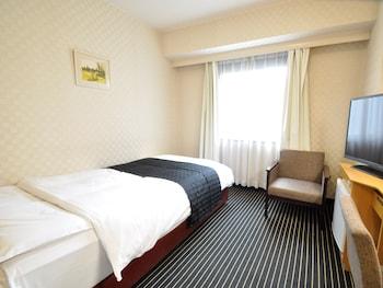 セミダブル ルーム(15 ㎡、120cm ベッド、喫煙)|15㎡|アパホテル〈名古屋錦〉EXCELLENT