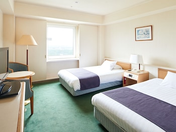 [Cleaning Every 4 Days/Takeaway Breakfast Included] Twin Room, Non Smoking