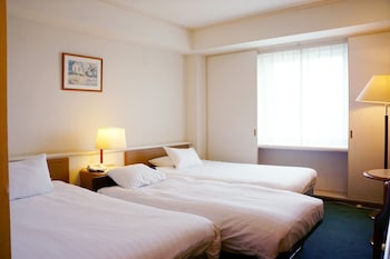 Triple Room, 2 Twin beds & 1 Extra bed, Non Smoking