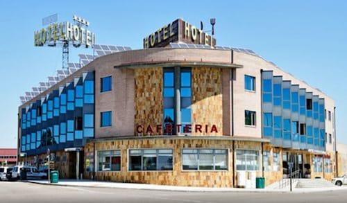 Hotel Villa de Benavente, Zamora