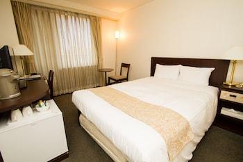 セミダブルルーム 喫煙可 (セミダブルベッド)|17㎡|ホテルキャメロットジャパン