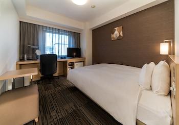 モデレートシングルルーム(禁煙)|18㎡|ダイワロイネットホテル仙台