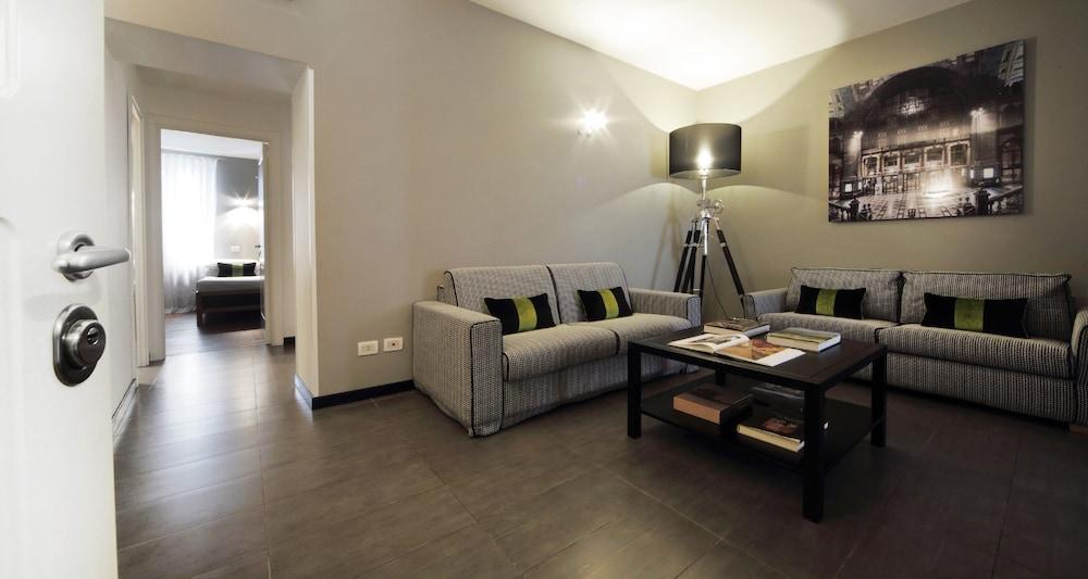 더 텔레그래프 스위트(The Telegraph Suites) Hotel Image 22 - Living Area