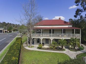 希勒斯維爾花園公寓飯店 Healesville Garden Accommodation