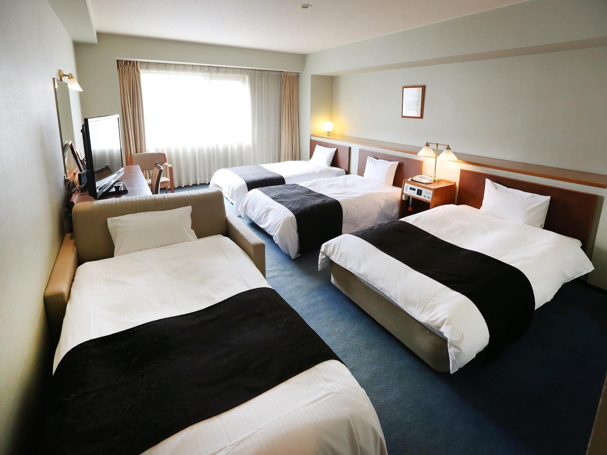 APA Hotel Sapporo, Sapporo