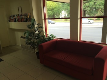 Lobby Sitting Area at Liberty Plains Motor Inn in Lidcombe