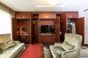 King, Junior Suite, 1 King Bed