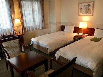 UENO TERMINAL HOTEL Room