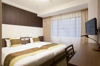 クイーンダブルルーム 禁煙|19㎡|ホテル京阪 京都 グランデ