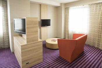 HOTEL KEIHAN KYOTO GRANDE Living Area