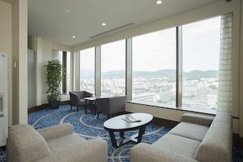 HOTEL KEIHAN KYOTO GRANDE Lobby Sitting Area