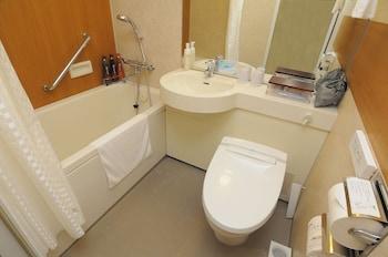 HOTEL KEIHAN KYOTO GRANDE Bathroom
