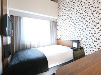 [新館] シングル 禁煙|12㎡|アパホテル〈軽井沢駅前〉軽井沢荘