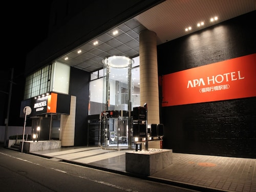 . APA Hotel Fukuoka-Yukuhashi-Ekimae