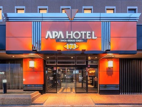. APA Hotel Saga Ekimae Chuo (non-smoking in all rooms)
