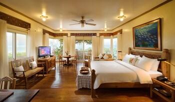 Amarela Resort Bohol Guestroom
