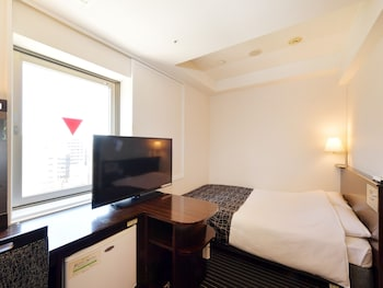 Double Room (Non-smoking/10㎡/140㎝×210㎝bed)