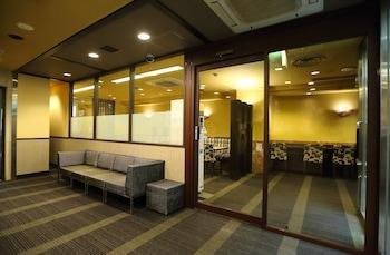 APA HOTEL HIROSHIMA-EKIMAE Lobby