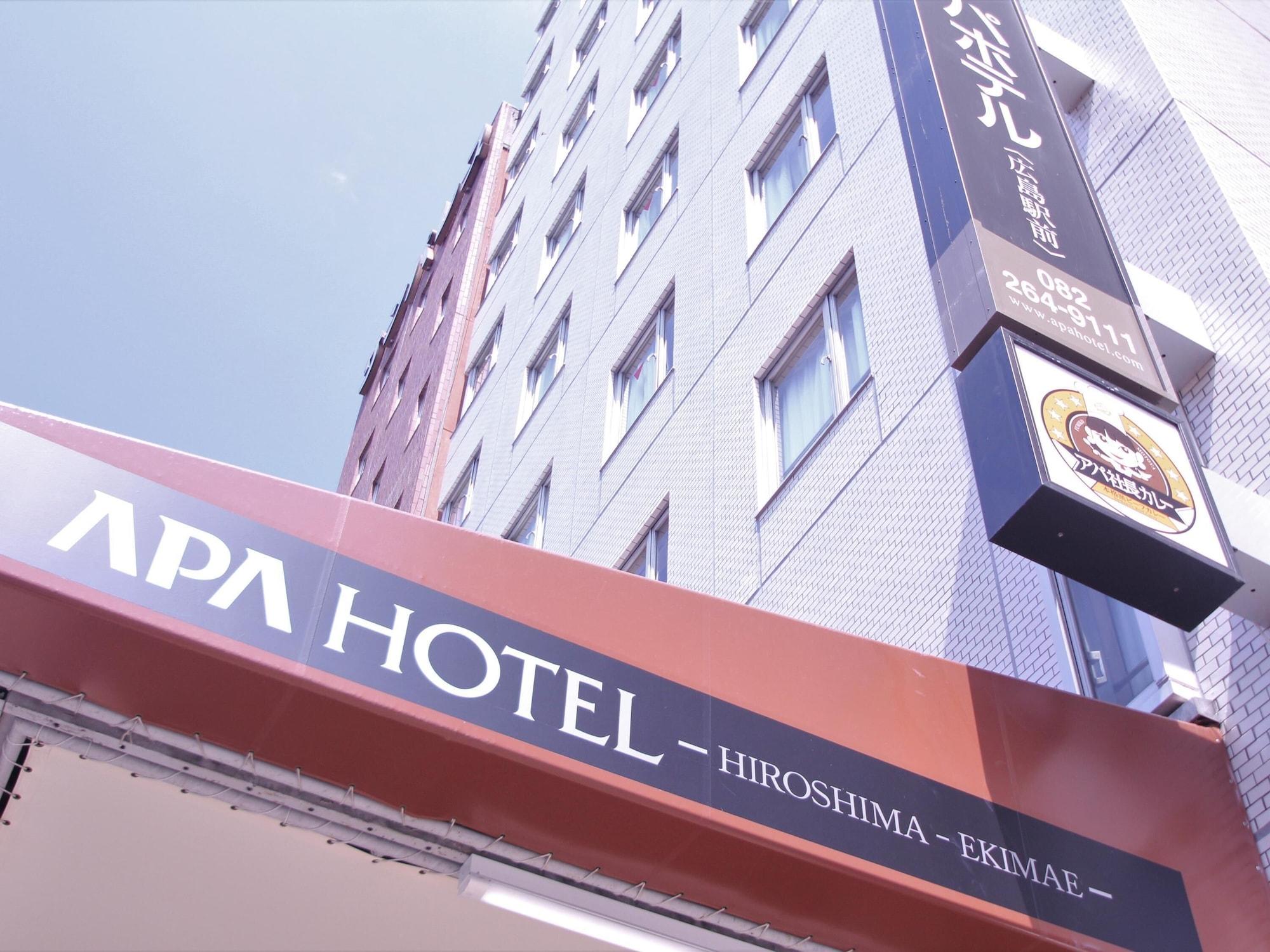 APA Hotel Hiroshima-Ekimae, Hiroshima