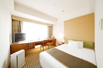 シングルルーム  喫煙可 (大人1名まで宿泊可)|18㎡|ホテル・ザ・ルーテル