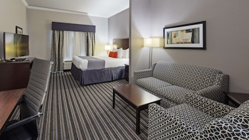 Suite, Multiple Beds, Accessible, Non Smoking (with Sofabed)