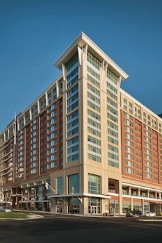 Hotel - Residence Inn Arlington Capital View