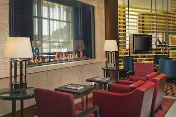 Lobby at Residence Inn Arlington Capital View in Arlington