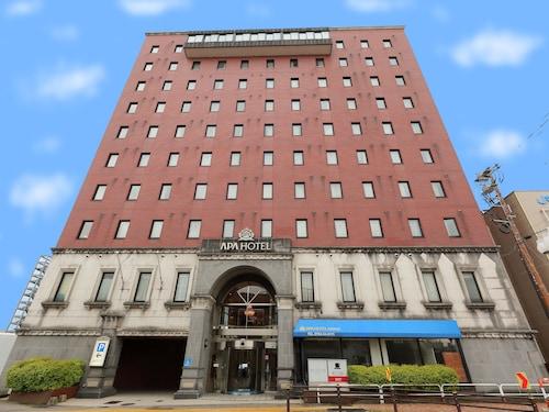 . APA Hotel Tonami-Ekimae