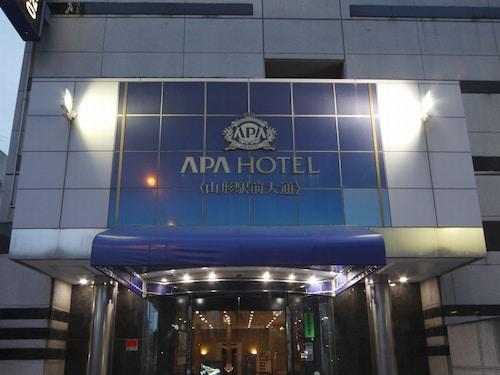 . APA Hotel Yamagata-Ekimaeodori