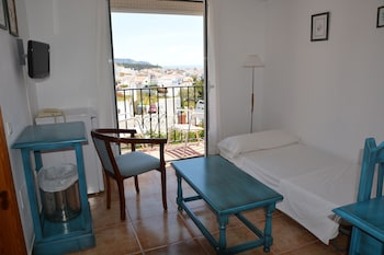 Triple Room, Balcony, Partial Sea View