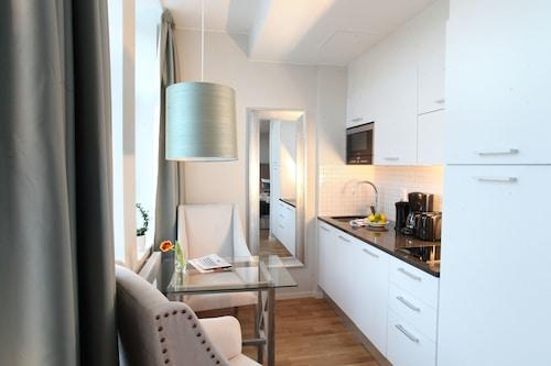 Biz Apartment Gärdet, Stockholm