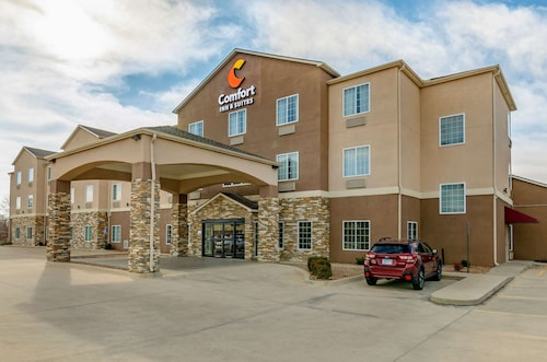 . Comfort Inn & Suites near Bethel College