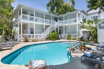 基韋斯特天堂旅館 - 僅供成人入住 Paradise Inn Key West-Adults Only