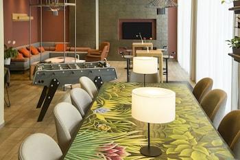 阿達吉奧慕尼黑城市飯店 Aparthotel Adagio Muenchen City