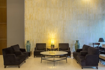 The B Hotel Manila Lobby Sitting Area