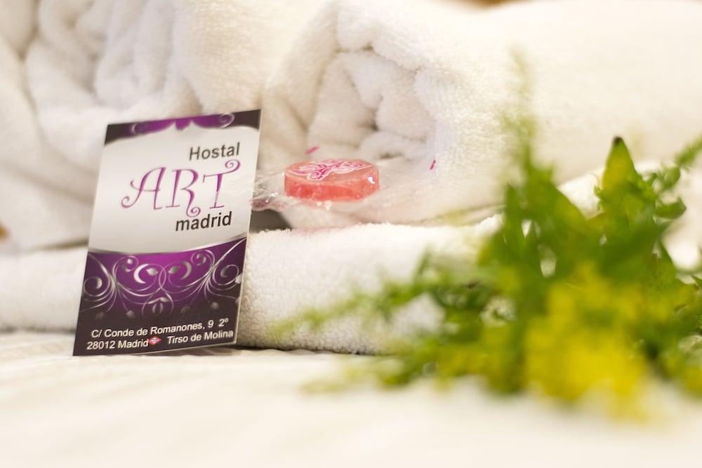 ホスタル アート マドリッド