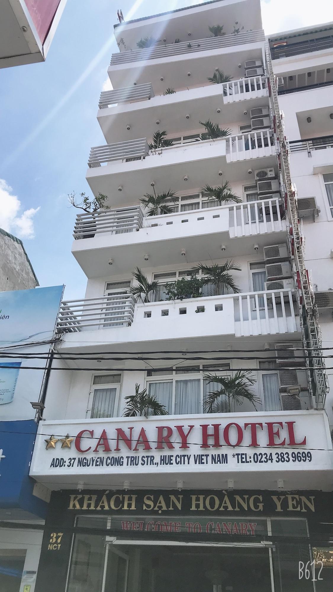 Canary Hotel, Huế
