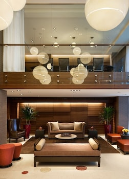 Lobby at The Pearl New York in New York