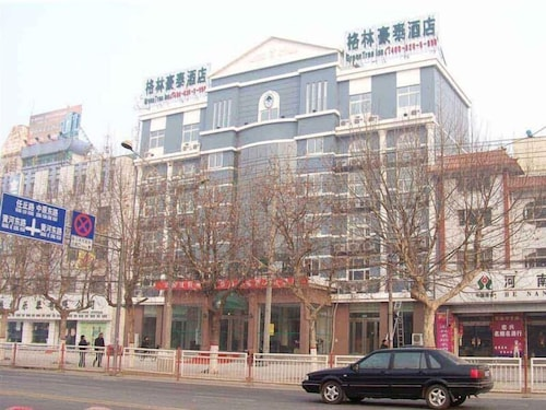 . GreenTree Inn Puyang Oil-field Headquarters Hotel