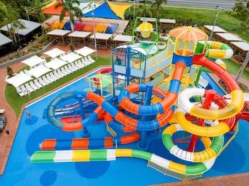 比格 4 黃金海岸假日公園飯店 BIG4 Gold Coast Holiday Park