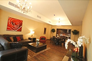 Family Suite, 3 Bedrooms, City View