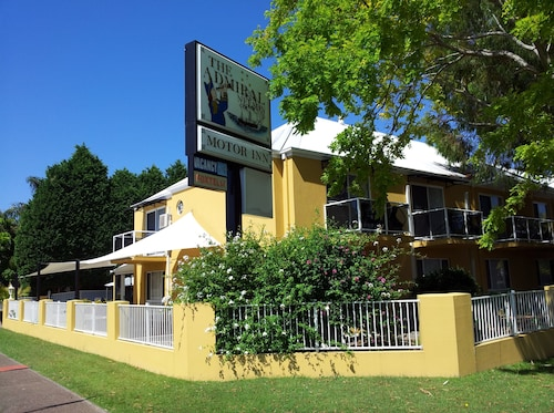 . Admiral Nelson Motor Inn